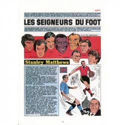 Les meilleurs récits de - tome 45 : Jarry (Les seigneurs du foot)