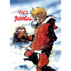 Yves Boréal : Autant en emporte le blizzard, par Benn