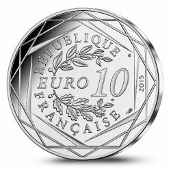 Astérix - Egalité : Baffes 10€ en argent, pile