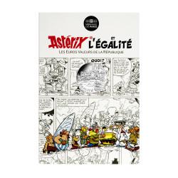 Astérix - Egalité : Distribution de potion, 10€ en argent, cartelette