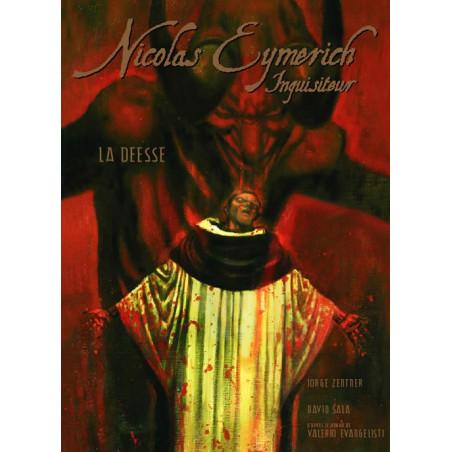 Nicolas Eymerich, Inquisiteur - T2 : La Déesse (TT)