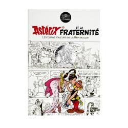 Astérix - Fraternité : Romains, 10€ en argent, cartelette