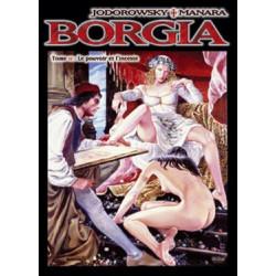 Borgia - T2 : Le pouvoir et...