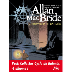 Allan Mac Bride - cycle de Bahmès