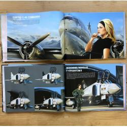 Girls & Wings - Artbook, extrait