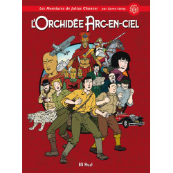 Julius Chancer : Coffret Orchidée Arc-en-Ciel, par Garen Ewing