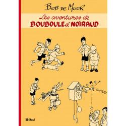 Les aventures de Bouboule et Noiraud, par De Moor