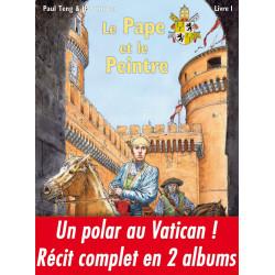 Le Pâpe et Le Peintre - pack 2 albums, par Teng et Schutten