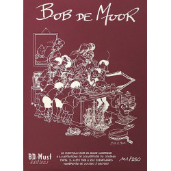 Portfolio Bob De Moor