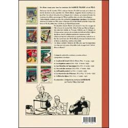 Intérgrale Félix - T11, par Maurice Tillieux (Editions de l'Elan) - verso