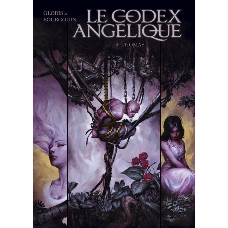 Le Codex Angélique - T3 : Thomas (TT)