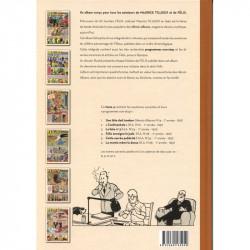 Félix - Intégrale T4: 1951, par Tillieux (Editions de l'Elan)
