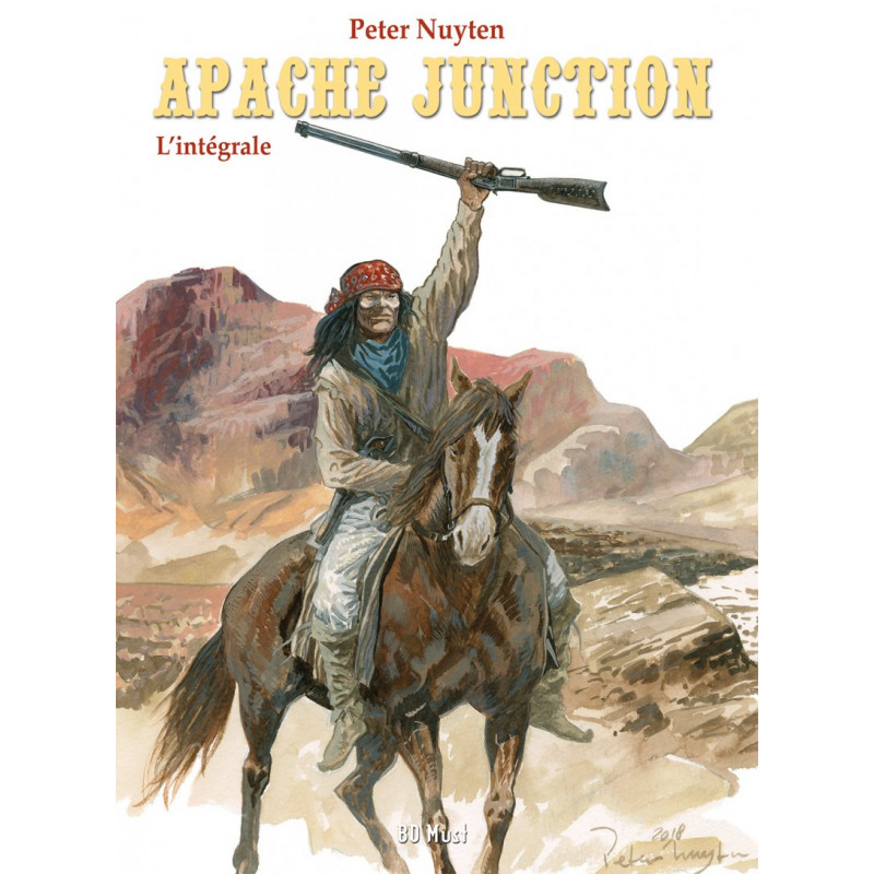 Coffret Apache Junction, par Peter Nuyten