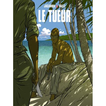 Le Tueur - T7 : Le commun des mortels (TT)