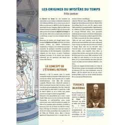 Le Mystère du Temps, intégrale - extrait du dossier