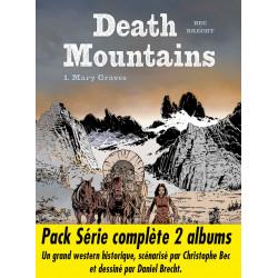 Death Mountains - pack collector, par Daniel Brecht et Christophe Bec