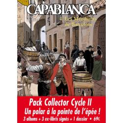 Capablanca - cycle II, par Joan Mundet