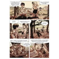 Capablanca - tome 2 : Le Secret de l'Hidalgo - extrait