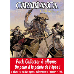 Capablanca - pack collector 6 albums