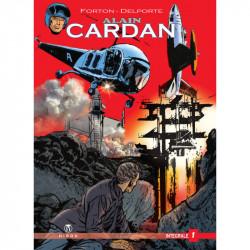 Alain Cardan - intégrale 1, par Forton et Delporte