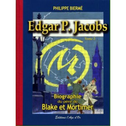 Edgar P. Jacobs :...