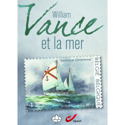 William Vance et la mer (Tirage normal)