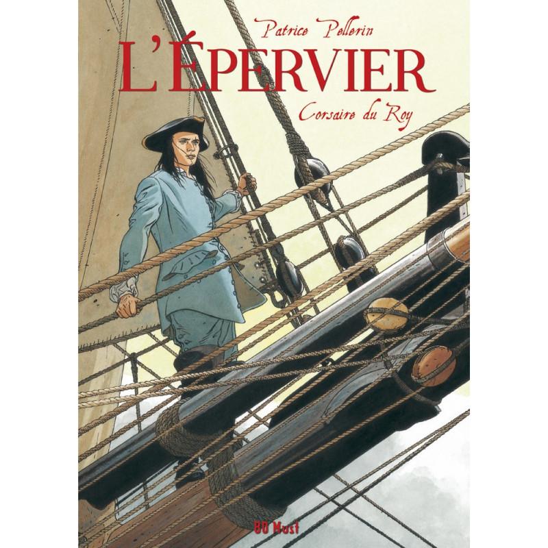 L'Epervier - T8 : Corsaire du Roy (TT)