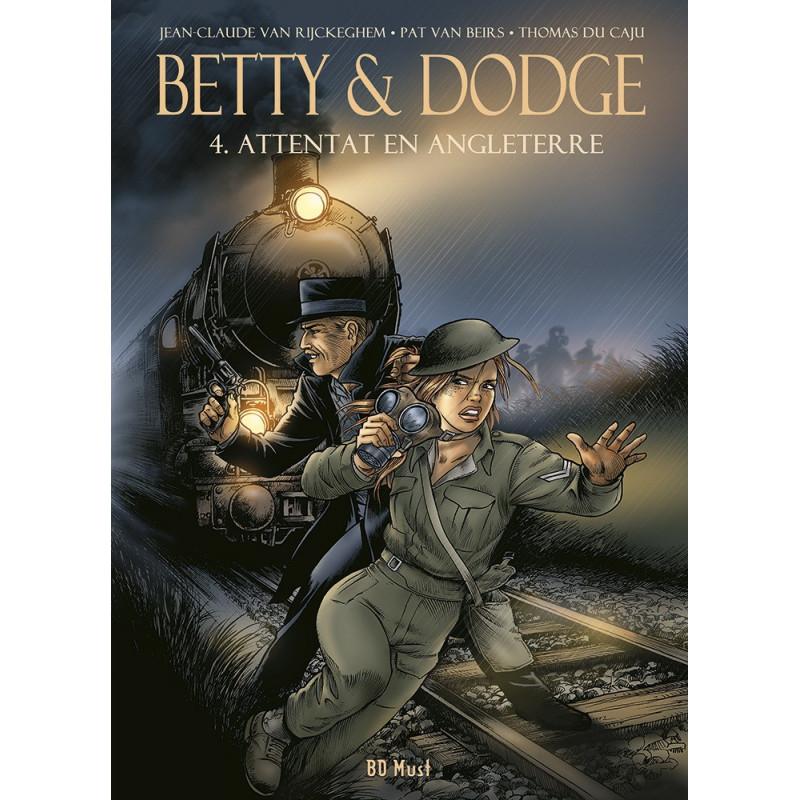 Betty & Dodge T4, 5, 6 - 3 albums avec ex-libris