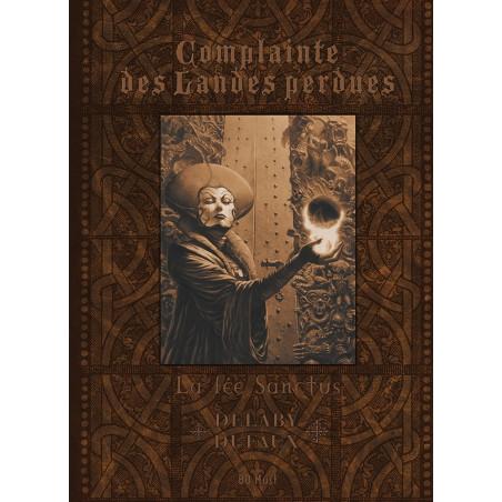Complainte des Landes Perdues : La fée Sanctus (TT)