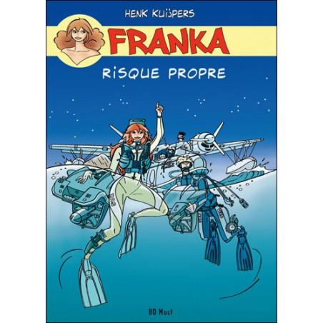 Franka : 1ère série de 4 albums