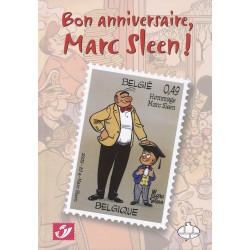 Bon anniversaire Marc Sleen...