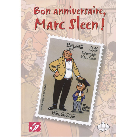 Bon anniversaire Marc Sleen ! (Tirage normal)