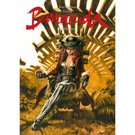 Barracuda - T4: Révoltes (TT)