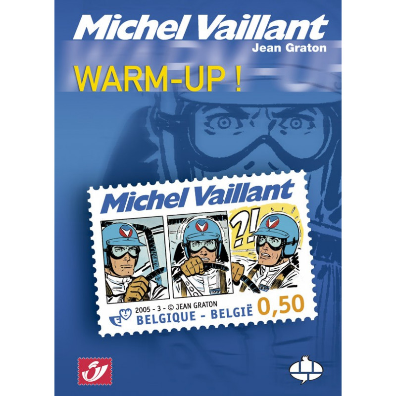 Michel Vaillant : Warm Up ! (version normale)