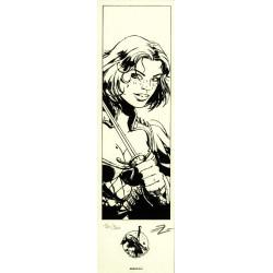 Marque-page Alex Alice