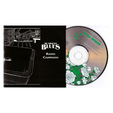 Largo Winch : CD campagne radio Business Blues