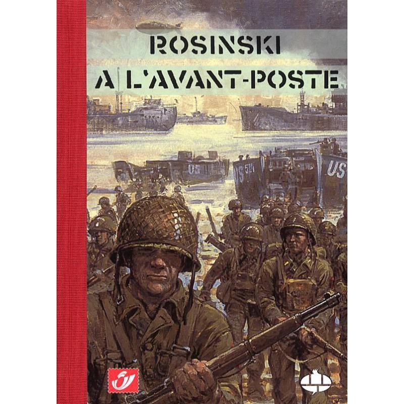 Rosinski à l'avant-poste (Tirage Luxe)