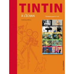 Tintin à l'ecran - Tirage de Luxe