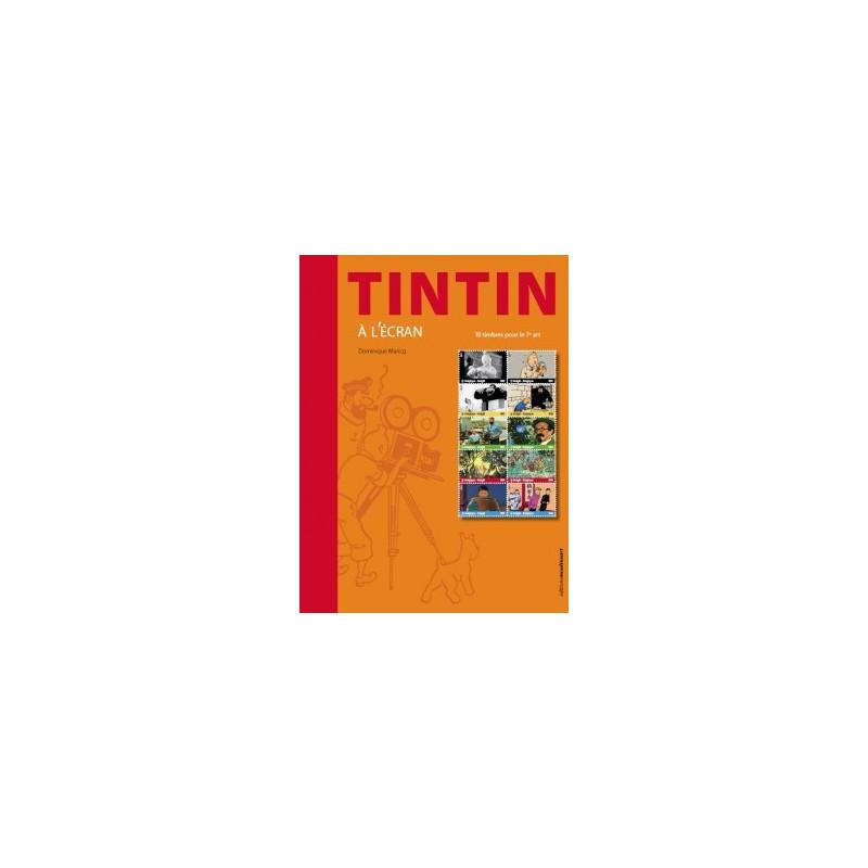 Tintin à l'écran (Tirage Luxe)