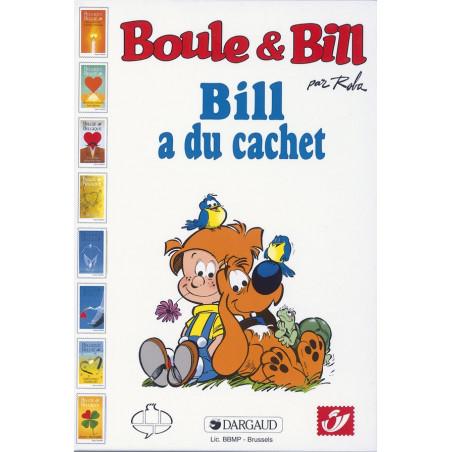 Boule & Bill : Bill a du cachet (Tirage normal)