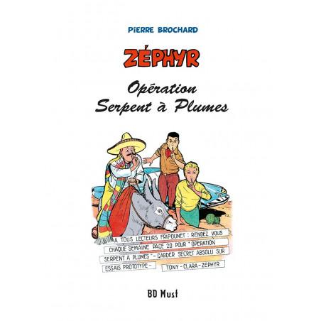 Zéphyr - T3: page de titre