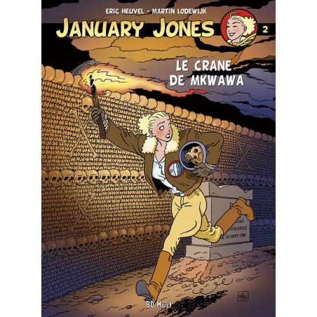 January Jones - tome 2