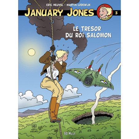 January Jones - tome 3