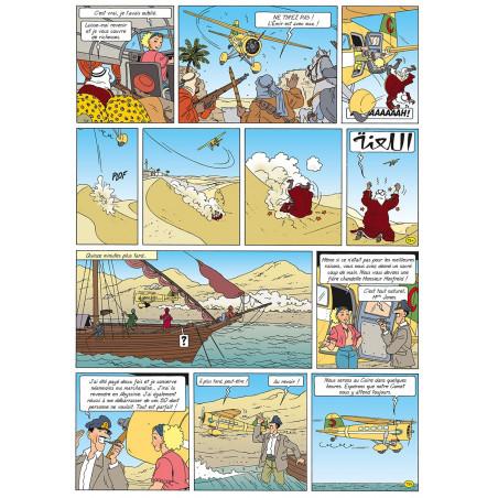 January Jones - tome 3 - planche 17