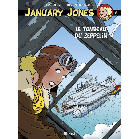 January Jones - tome 6