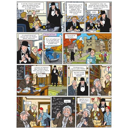 January Jones - tome 6 - planche 15
