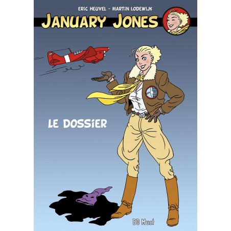 January Jones - le dossier