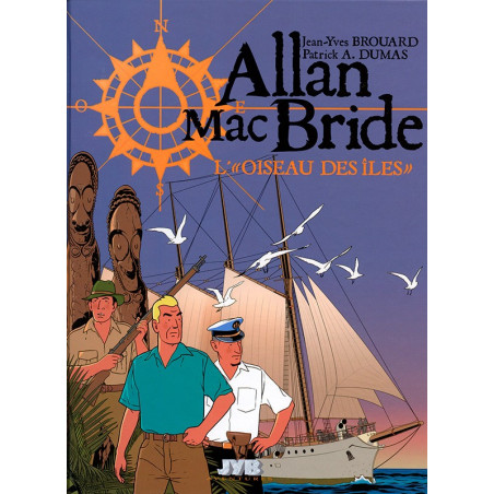Allan Mac Bride - tome 3