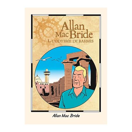 Allan Mac Bride - ex-libris tome 1