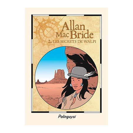 Allan Mac Bride - ex-libris tome 2